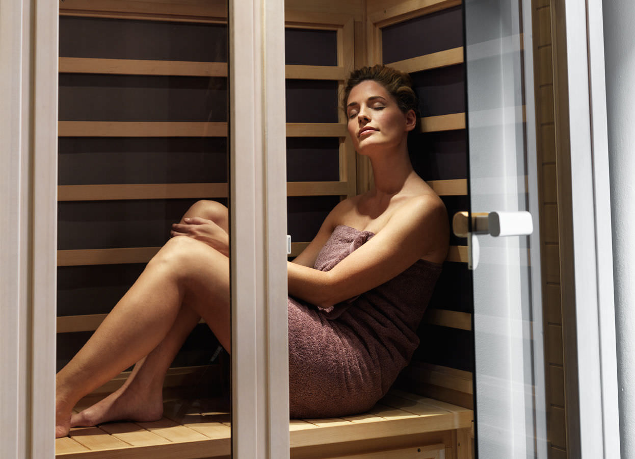 30 minute Infrared Sauna (5 session pass)