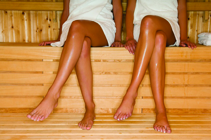 Infrared Sauna (double)