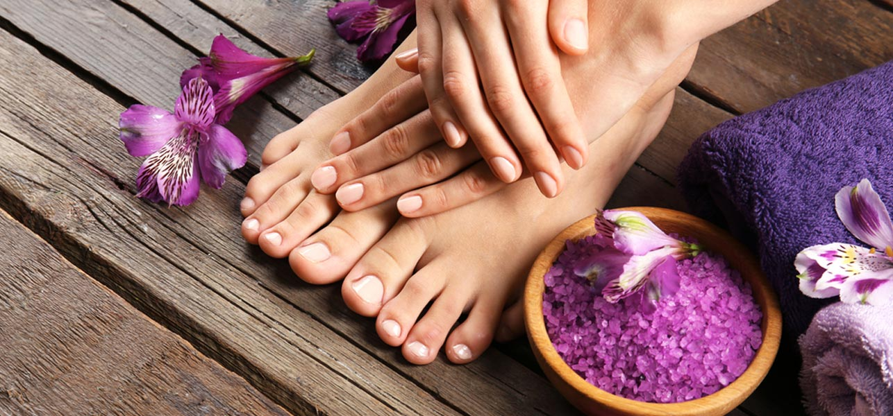 Hands & Feet Treatments