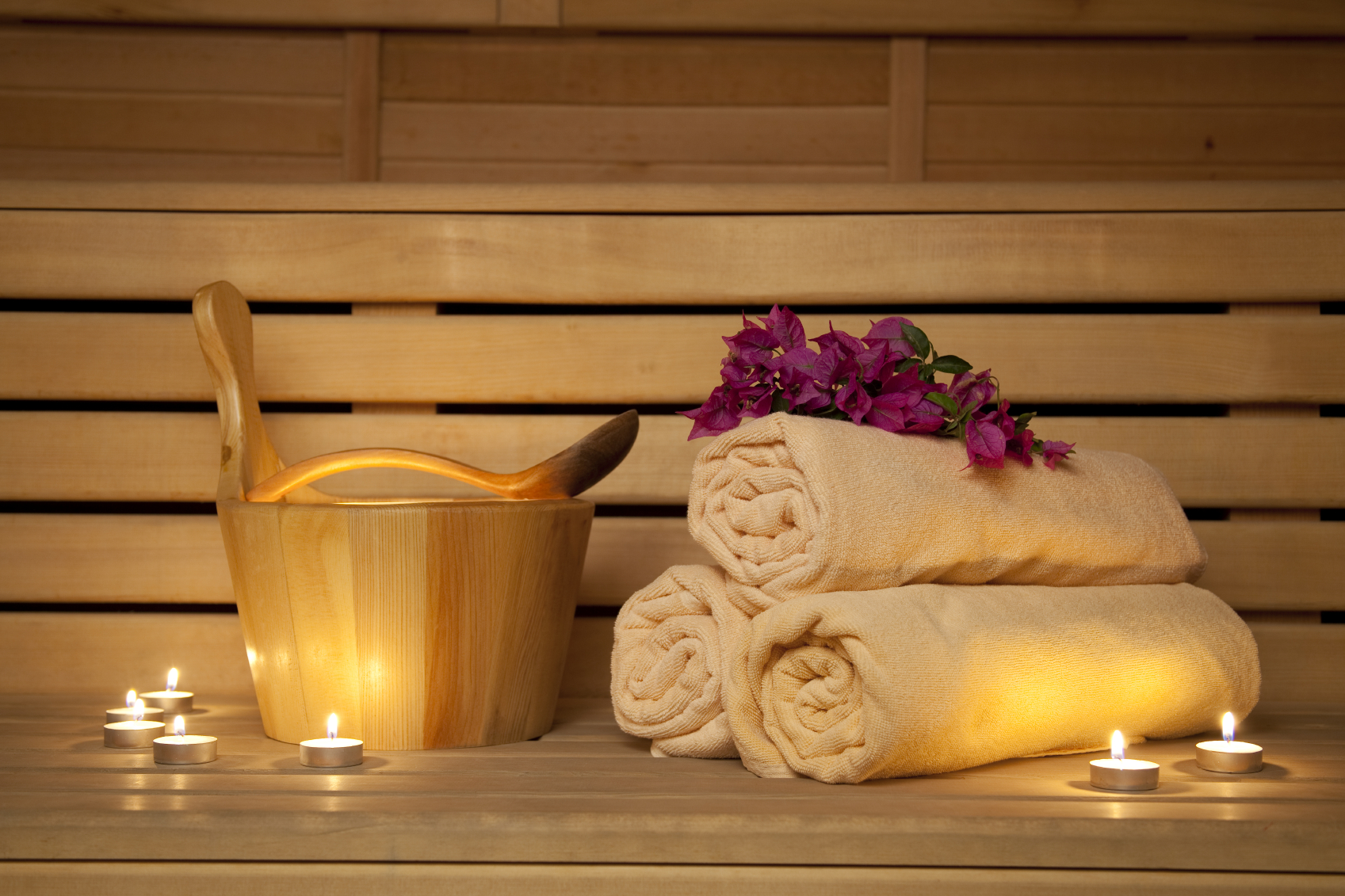 1 hour Infrared Sauna (5 sessions pass)